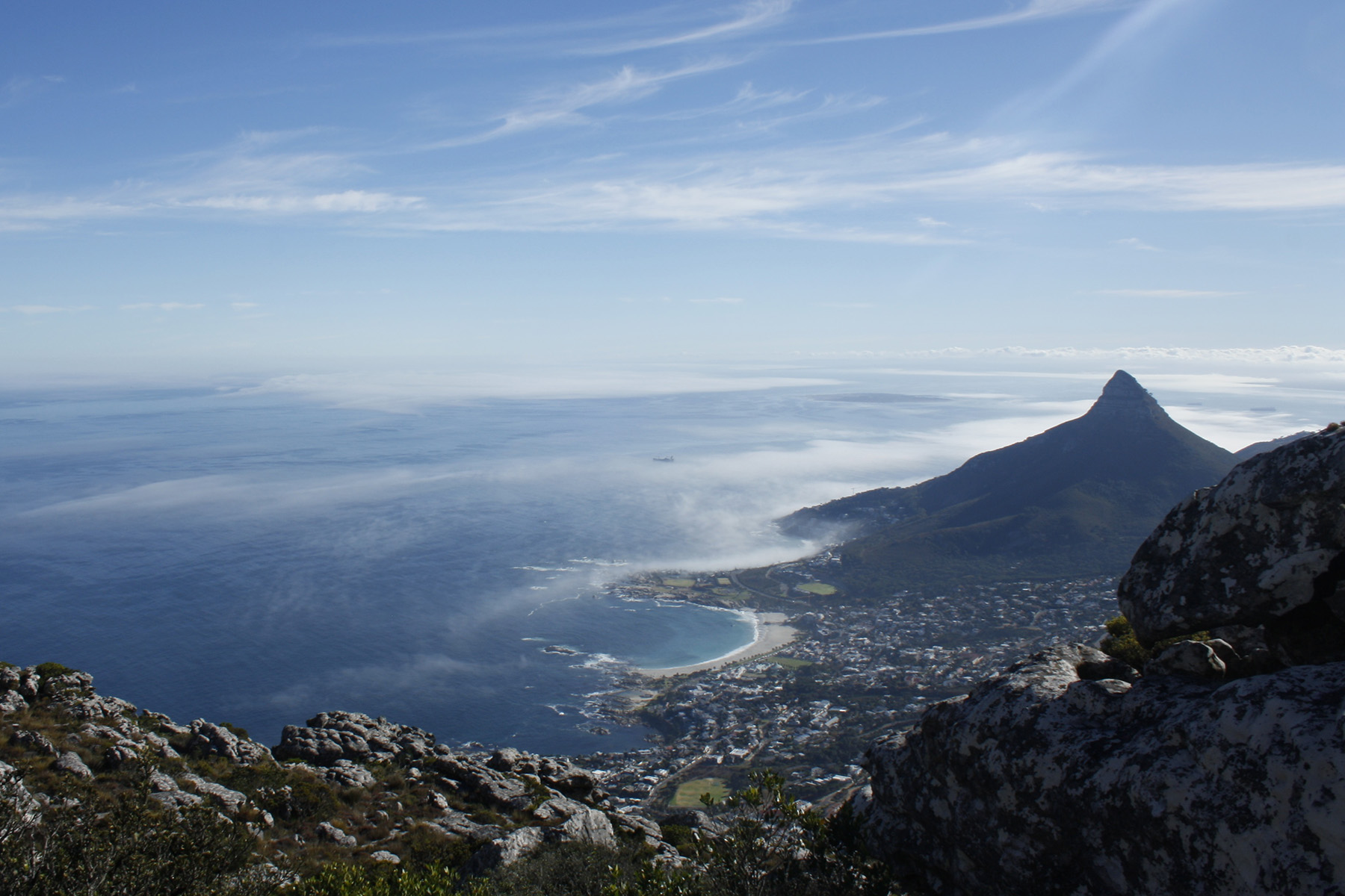 Two Oceans Helicopter Flights Cape Town