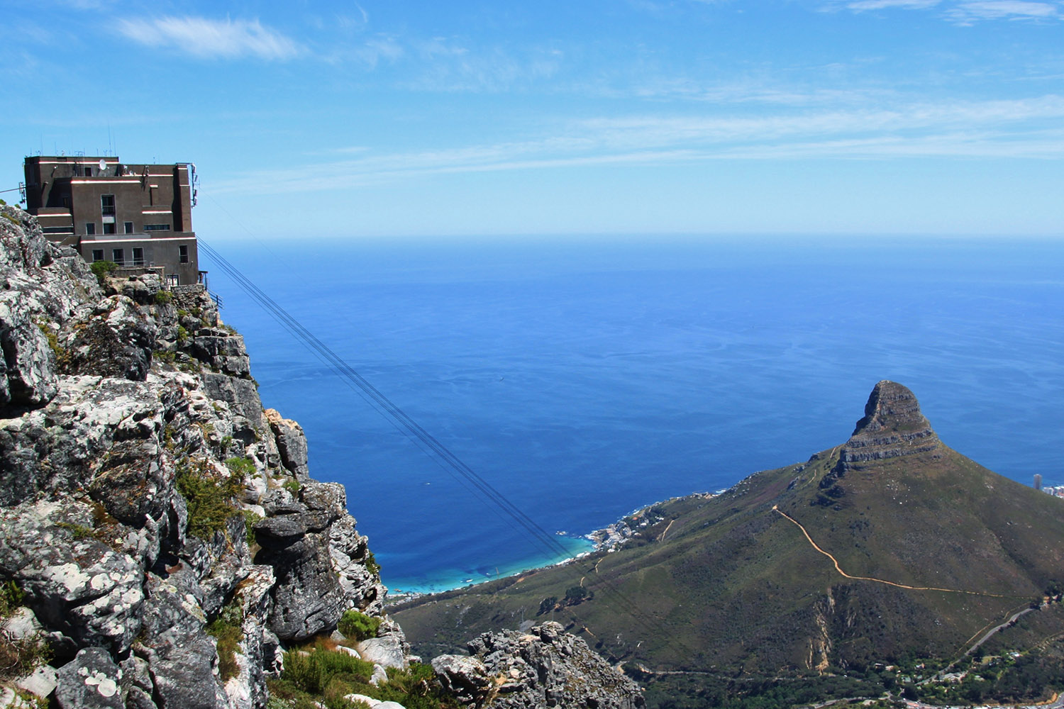 View Table Mountain Cape Town