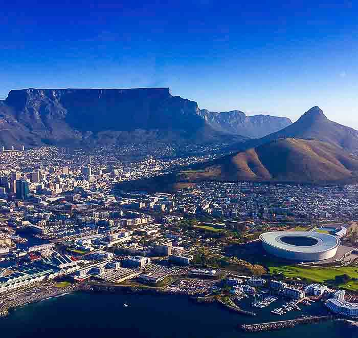 Cape Town Tours South Africa Tourism
