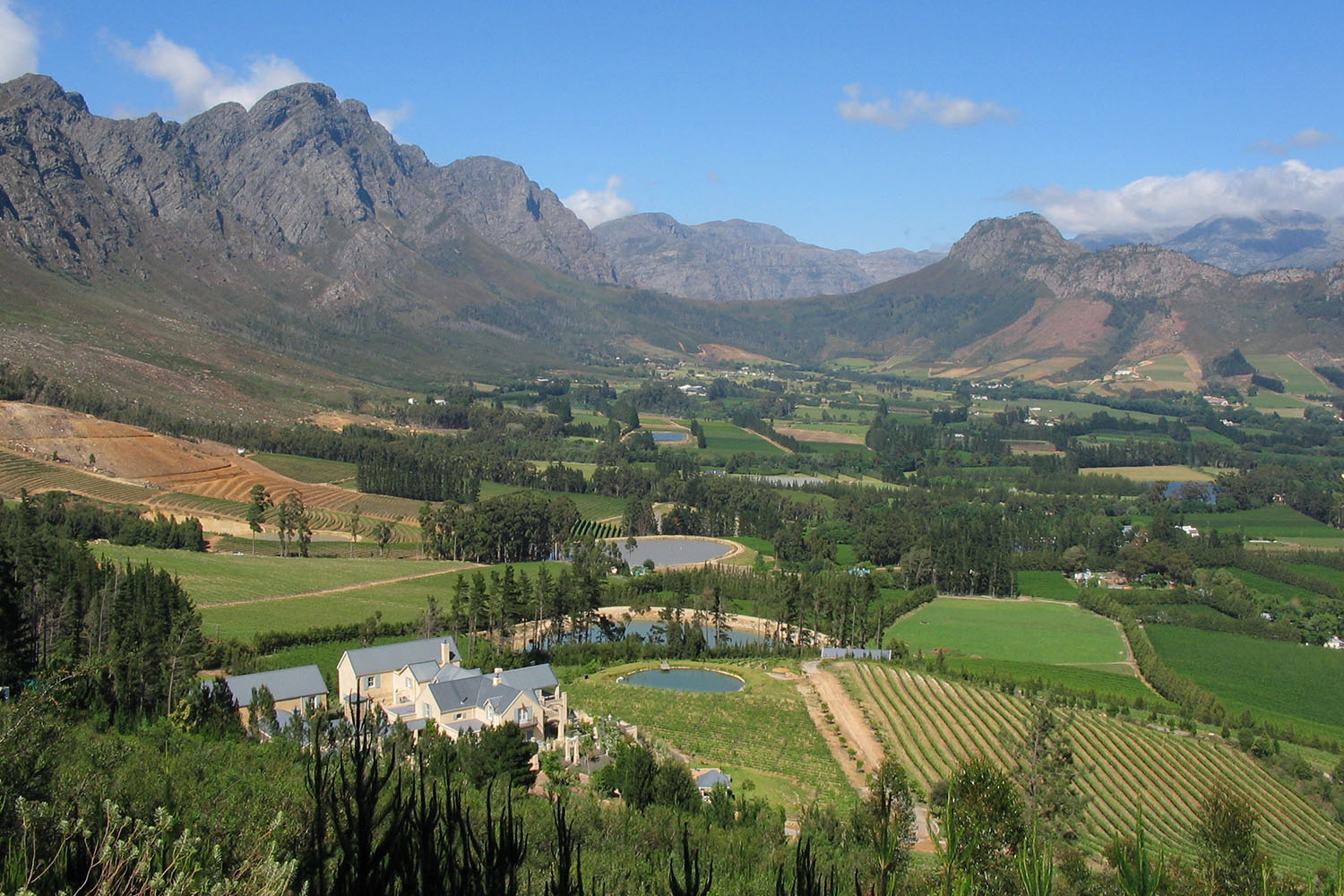 Franschoek Wine Route Cape Town Tour